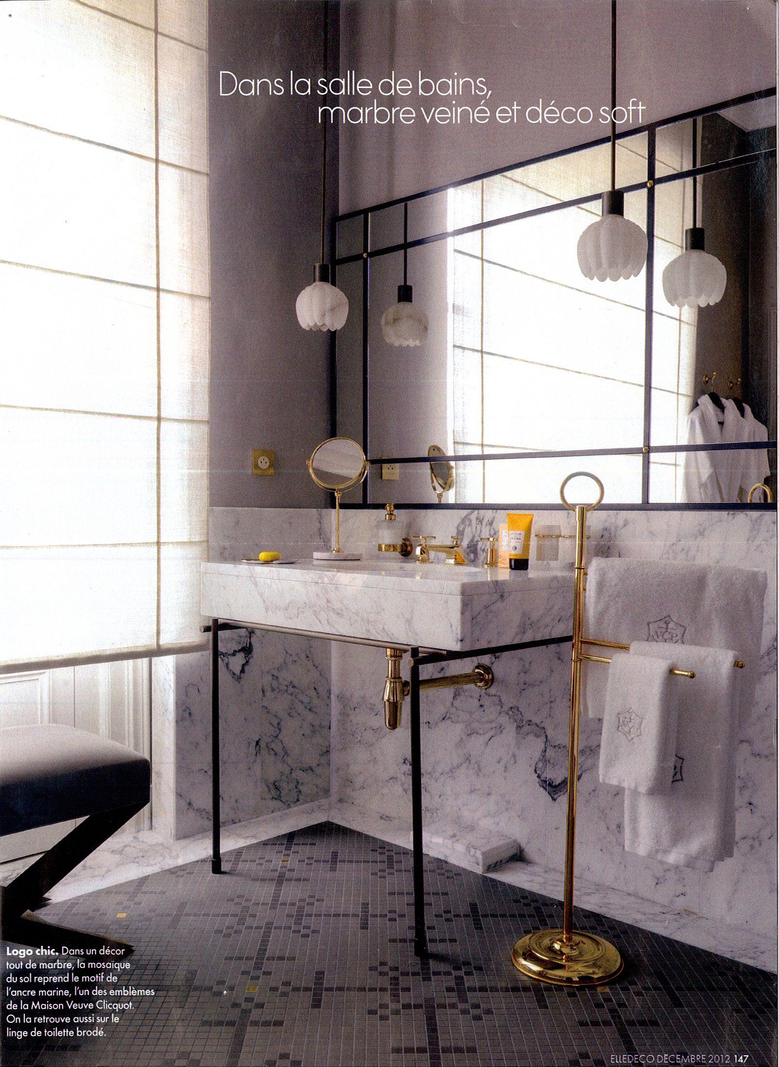 Elle Decoration  Bathroom inspiration, Bathroom design, Bathroom