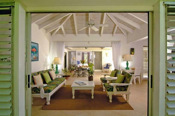 love this type of ceiling found in many caribbean homes such as in this barbados - Caribbean Homes Designs