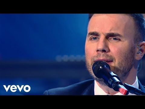 Gary Barlow Back For Good Ft Jls Live Youtube Traducao
