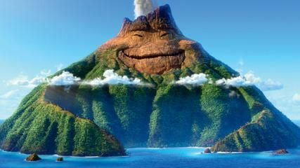 Disney Pixar- LAVA - The first clip in the original version - HD
