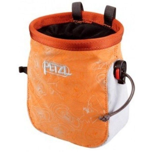 Petzl - Koda Chalk Bag (Topo Sandstone) Size: Regular