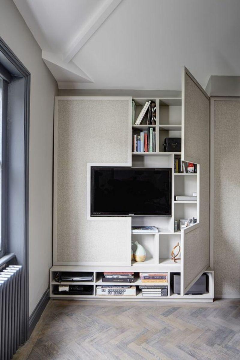 Photo of TV Wände – 50 Beispiele und Tipps für die Auswahl