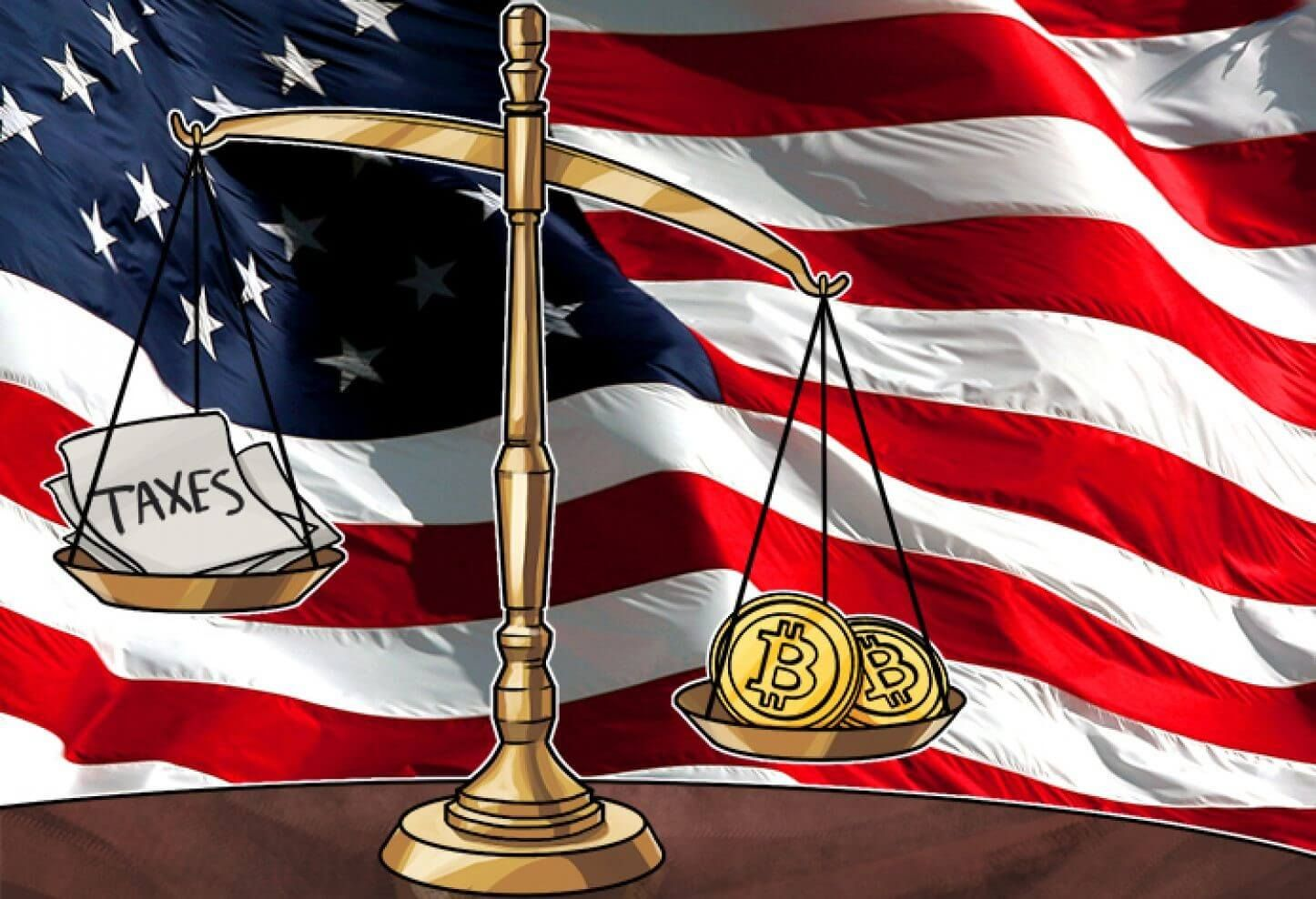 taxes cryptocurrency usa