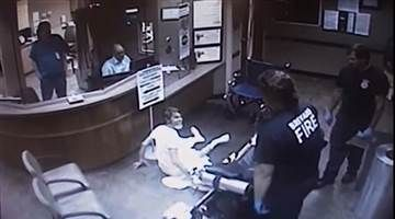 Body Cam Video Shows Medic Tossing Hospice Patient Onto Floor - NBC News