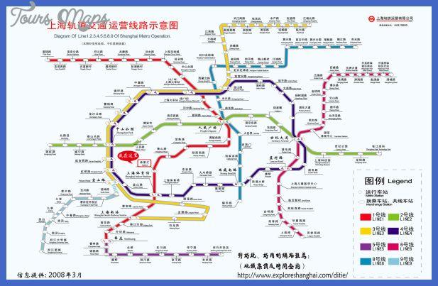 Subway Map Of Shanghai.Nice Shanghai Metro Map Tours Maps In 2019 Map Shanghai Subway Map