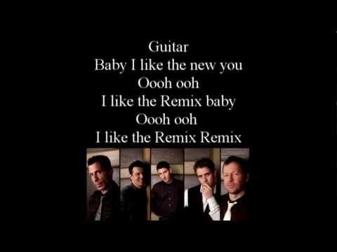 New Kids On The Block - Remix (I Like The) - With Lyrics