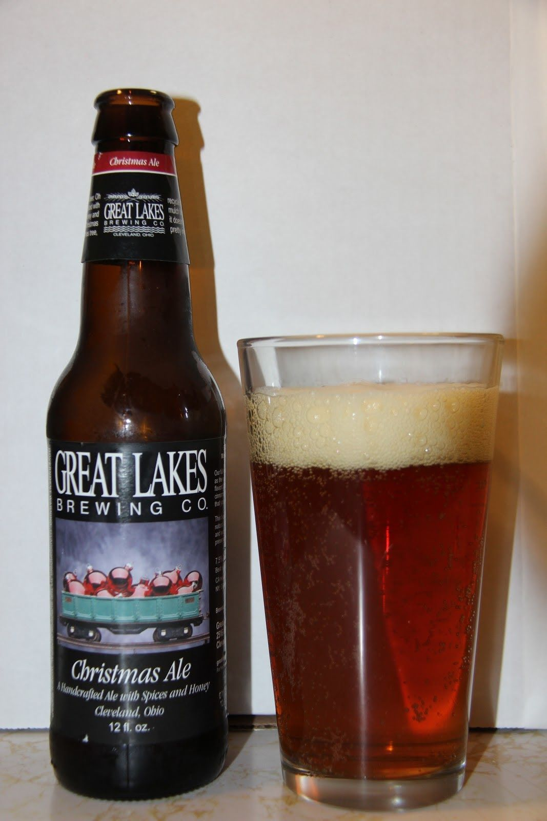 Down The Hatch: Great Lakes Brewing Co.\'s Christmas Ale | Down the ...