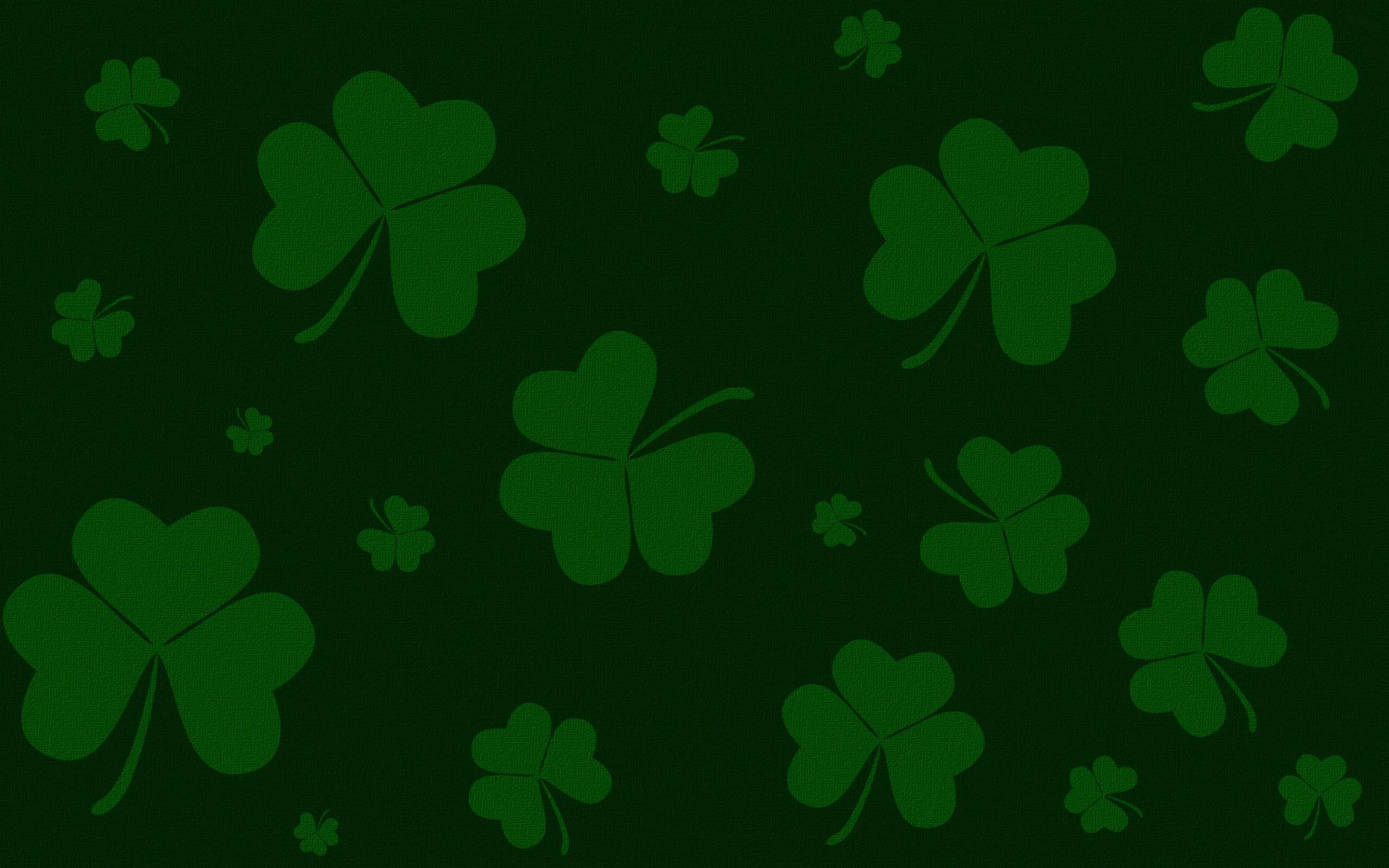 St Patrick Background Images: Happy St Patrick's Day PC Background Wallpaper 2880x1800