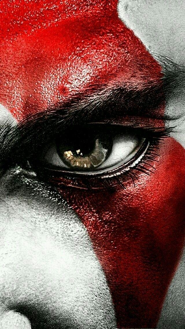 God Of War Kratos Phone Wallpaper God Of War God Of War Kratos