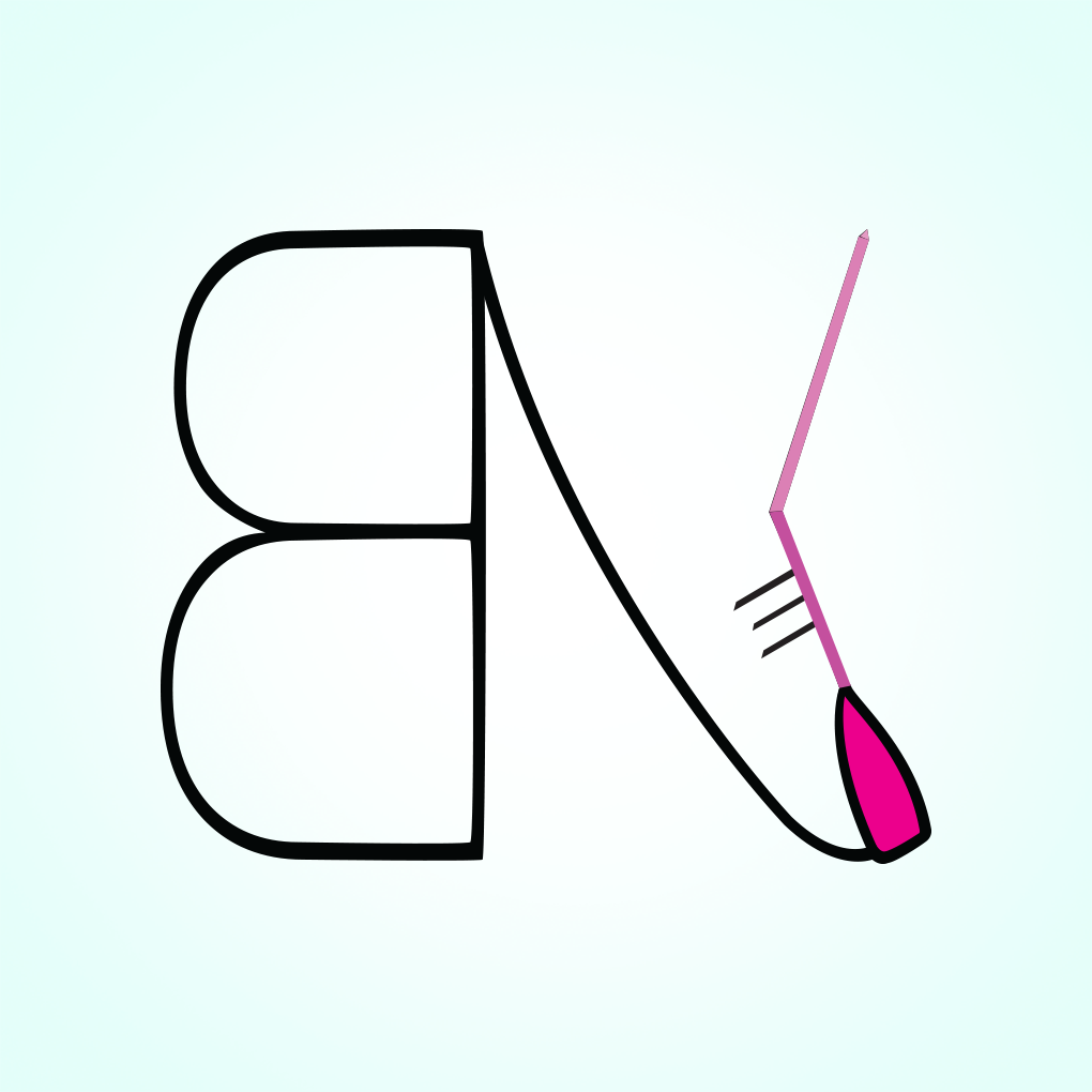 Logo for Nail Technician!! Hope you Pin it!! Simple art