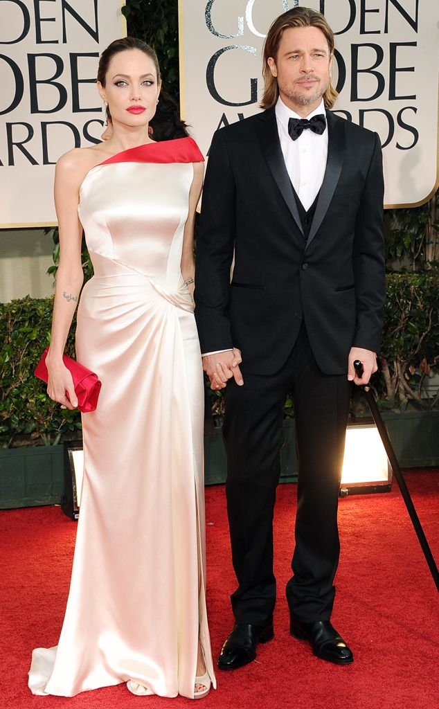 Wedding Bells August 2014 From Brad Pitt Angelina Jolie