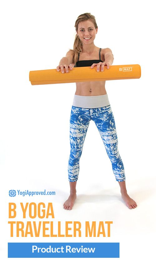 Review Of The Traveller Mat By B Yoga