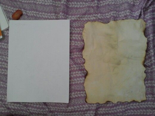 How To Stain Paper With Coffee Dip In Coffee Then Just Burn The Edges And You Got Stained Paper Hymnal Crafts Tea Diy Map Crafts
