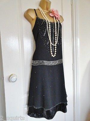 Beautiful 1920s flapper  dress
