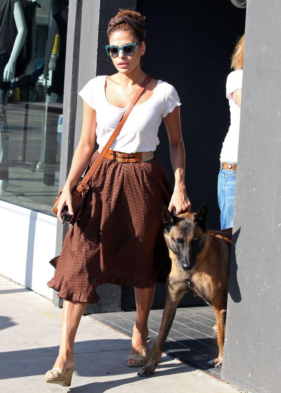 Eva Mendes Admits Using A Shock Collar On Her Belgian Malinois Attack Dog Belgian Malinois Malinois Shock Collar