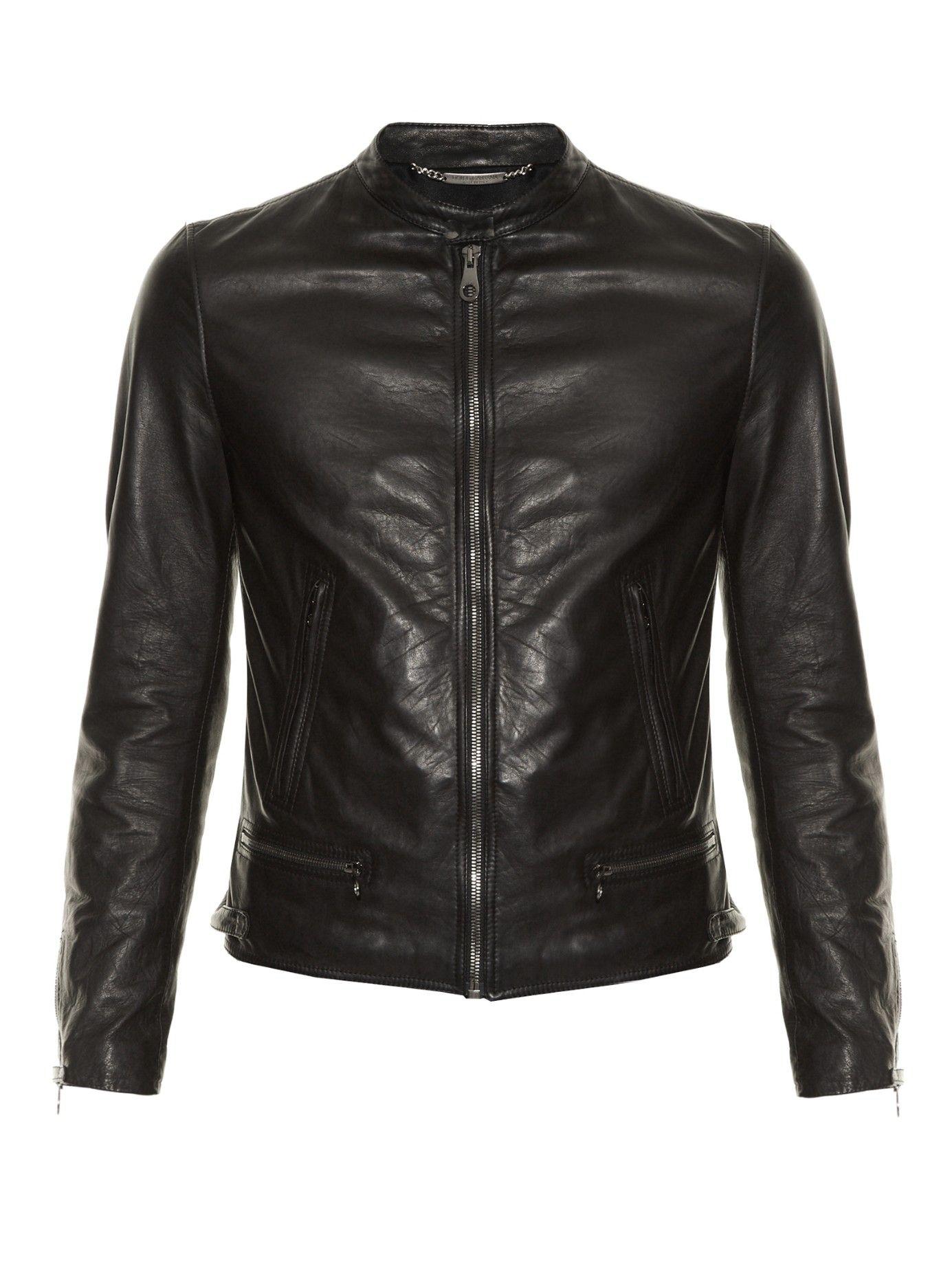 4e7c55fd9b99 ALLSAINTS Lark Leather Biker Jacket.  allsaints  cloth