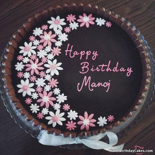 i have written manoj