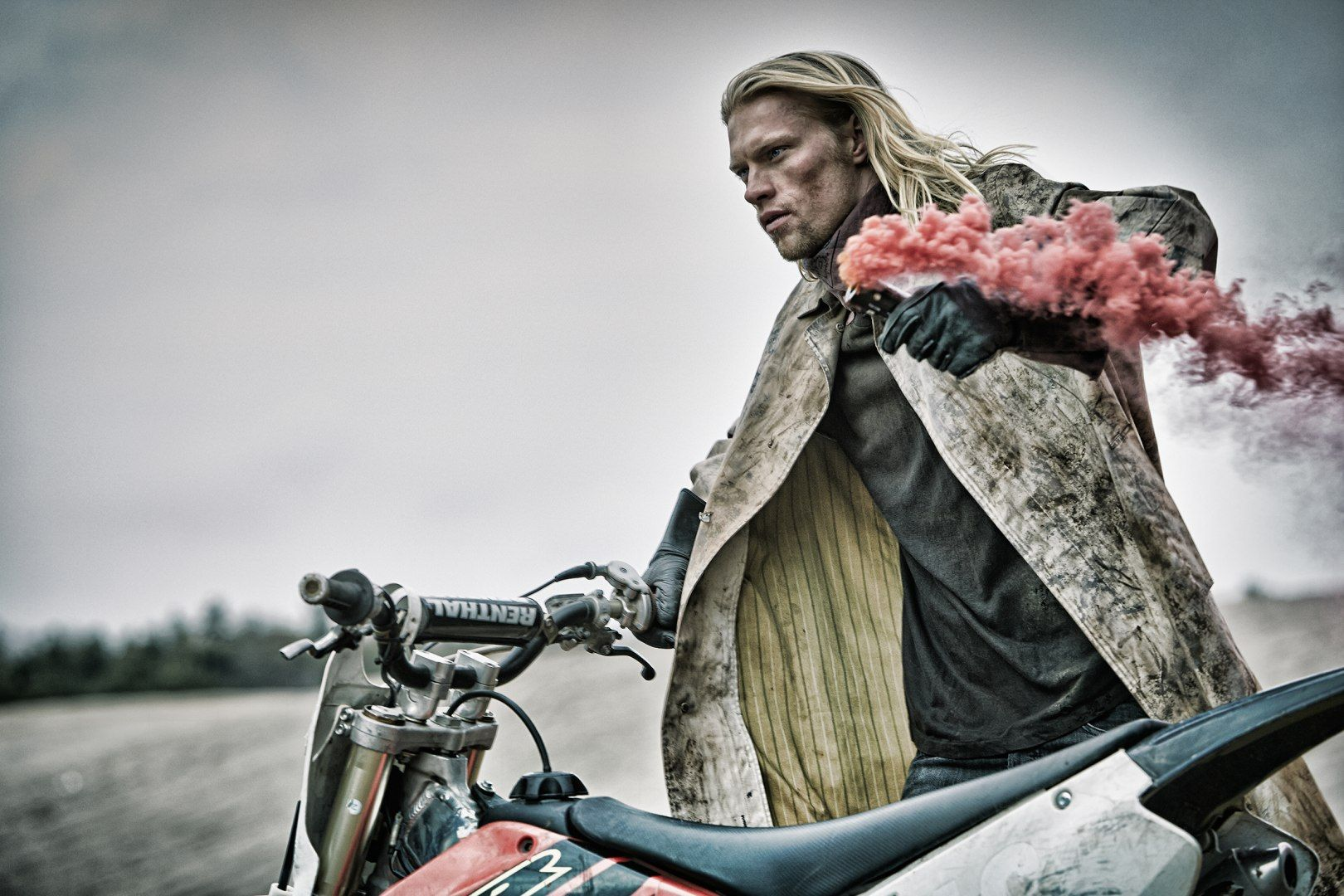 Suzy Johnston & Associates   Dan Lim - Nomad explores the contrast between the nomadic life of a model, and that of an avid adrenaline junkie  #Motorcycles #Fashion #Menswear