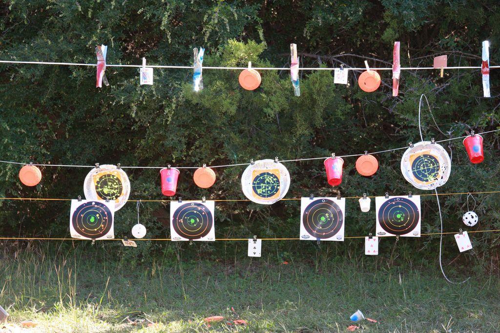 BB Gun Range Targets | Flickr - Photo Sharing!