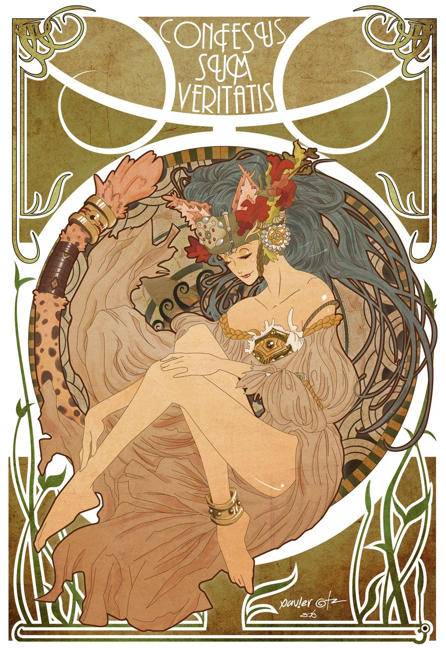 Confesus by exeivieriantart on deviantart art nouveau confesus by exeivier art nouveau gumiabroncs Choice Image