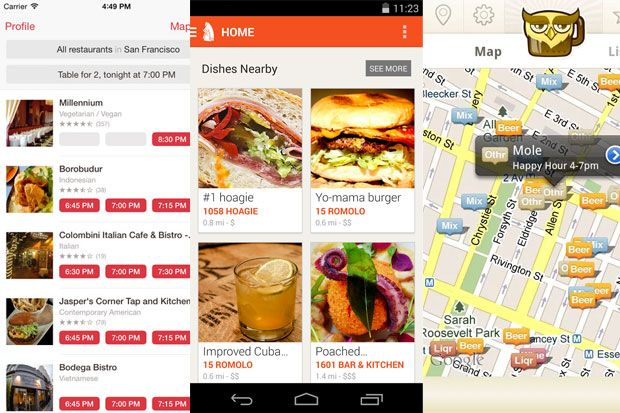 5 Apps That Make Dining Out Easier (And They're Not Yelp