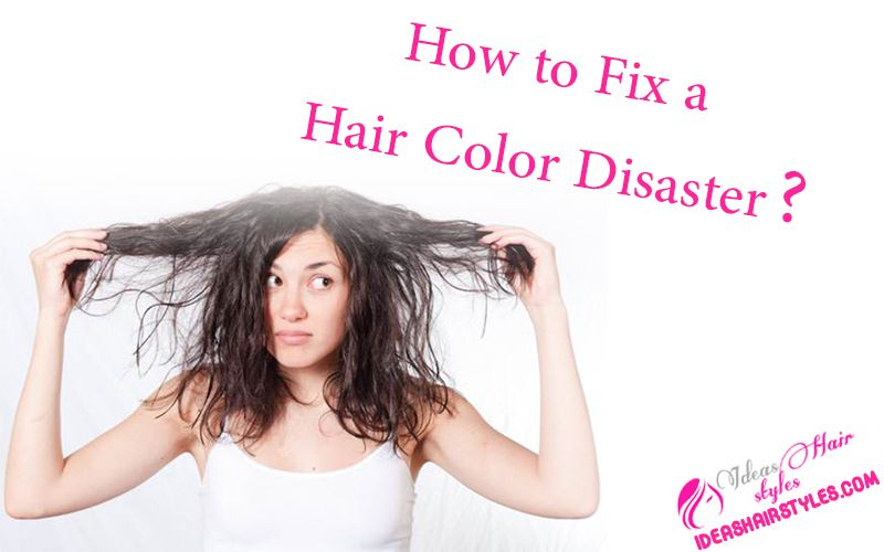 Maintaining your #HairColor can be a pain -- and expensive. See our quick tips to fix your #HaiColorDisasters at home. http://bit.ly/1BoeZUc