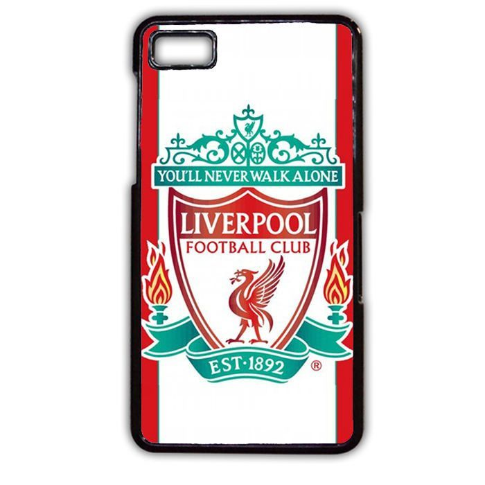 Liverpool Football Club The Reds Blackberry Phonecase For Blackberry Q10 Blackberry Z10