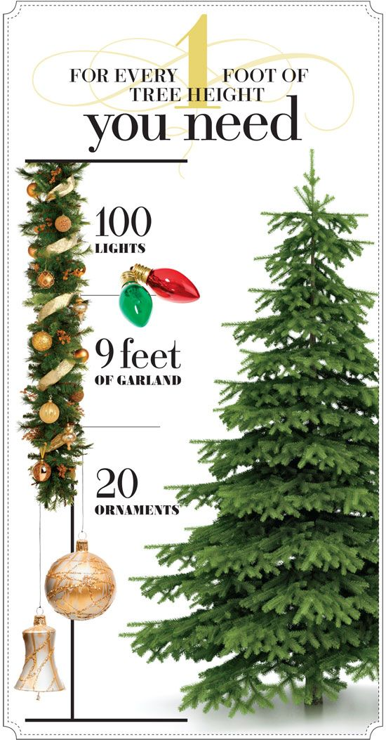 Decorate Your Christmas Tree In 5 Easy Steps Christmas Decorations Christmas Tree Decorations Holiday