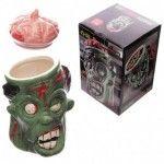 Pot avec couvercle en Céramique - Zombie