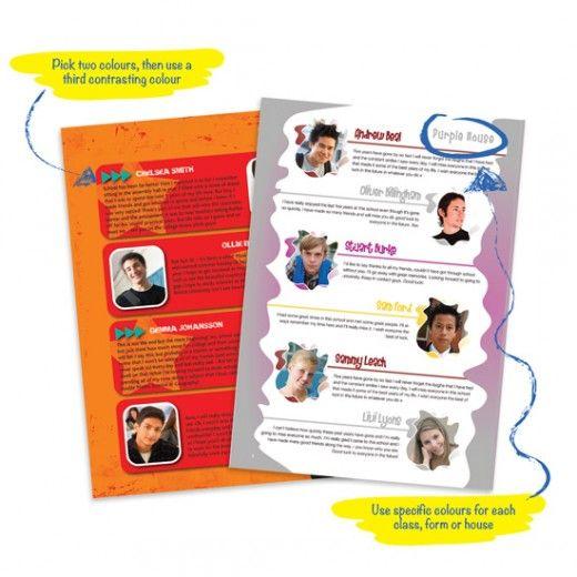 Designing Your Own Yearbook? Get Yearbook Design Ideas!