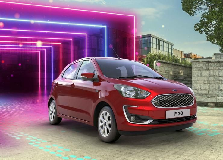 Ford Figo Facelift launched in India Prices start at Rs
