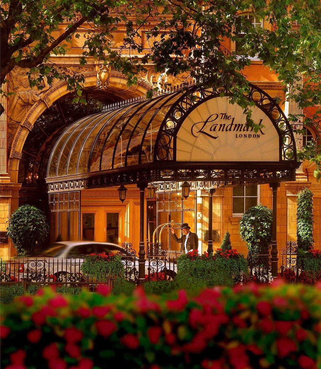 entrance of the 5 star landmark london hotel ゚ u0027゚ ℒσndon