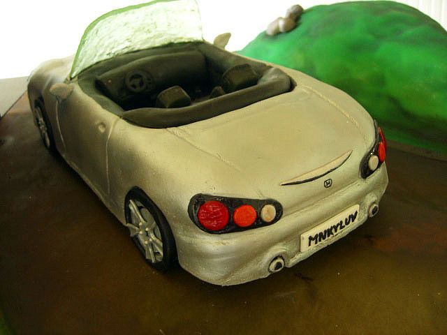 Honda S2000 Convertible - Back Close up | Flickr - Photo Sharing!