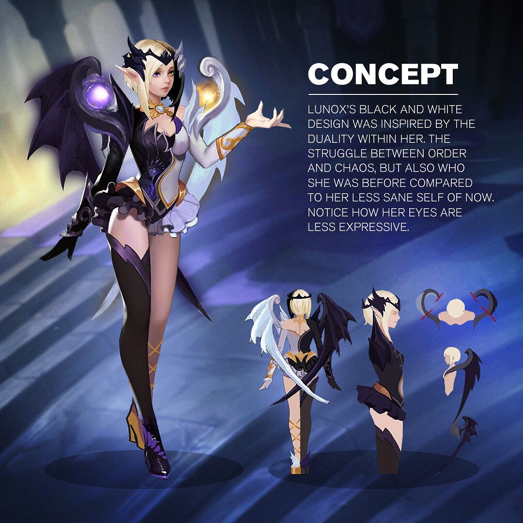 Mobile Legends Lunox Release: The Goddess Of Twilight Has Finally Descended Upon The