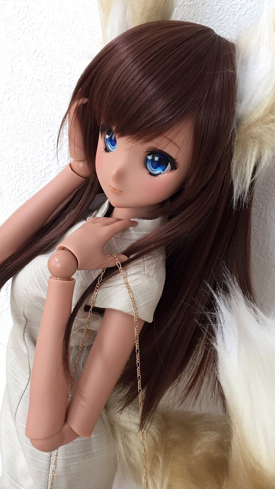 さくら ゆい on Twitter   Asian doll, Dolls, Fun