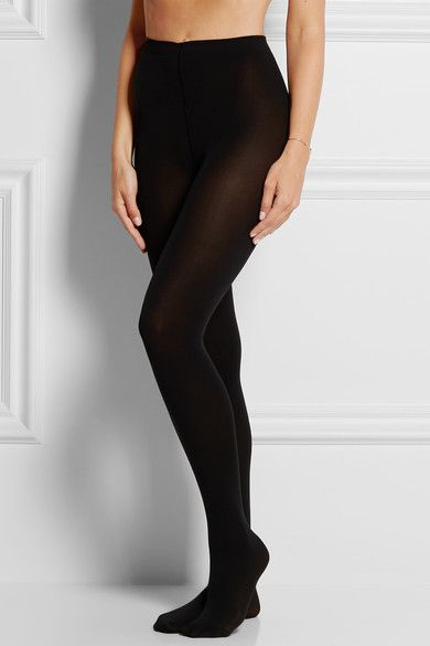 ec7063ba528 Wolford - Set Of Two Matte Opaque 80 Denier Tights - Black ...