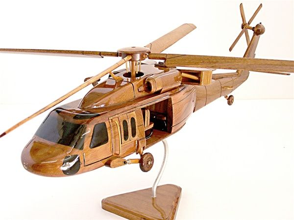 UH-60 Blackhawk Helicopter - Premium Wood Designs, test2 #Helicopter
