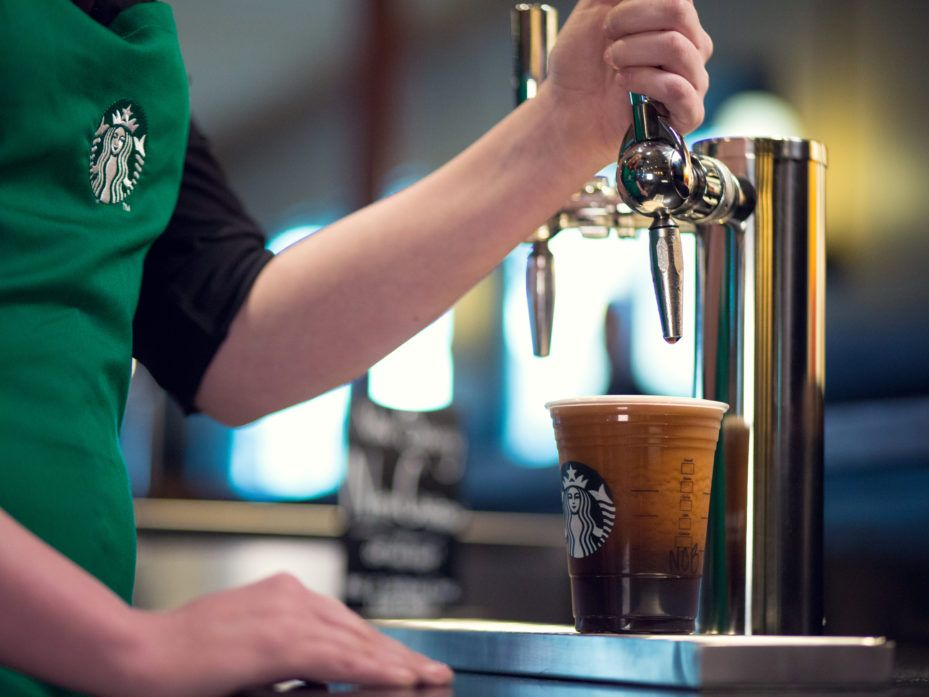 Starbucks Is Going to Serve Cold Brew on Tap. What Could Go Wrong ...