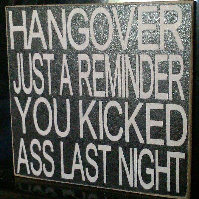 #hangover #sotrue #hahaha