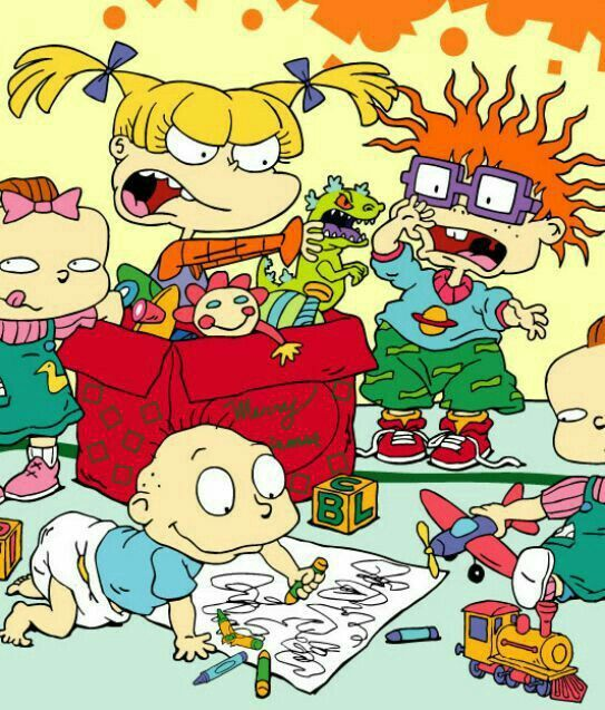 Pin by Lesley Laureano on Images 14   Rugrats cartoon ...