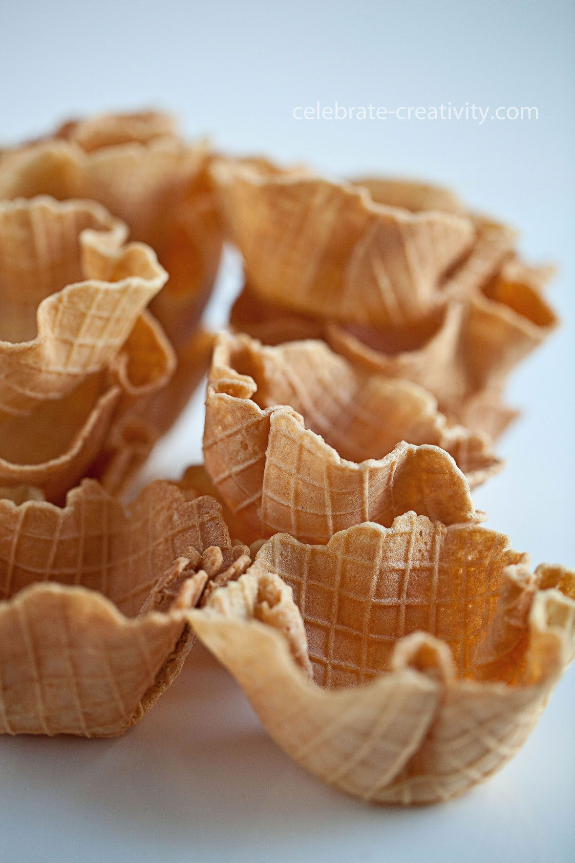 3 ways to make and eat waffle cones waffle cone recipe
