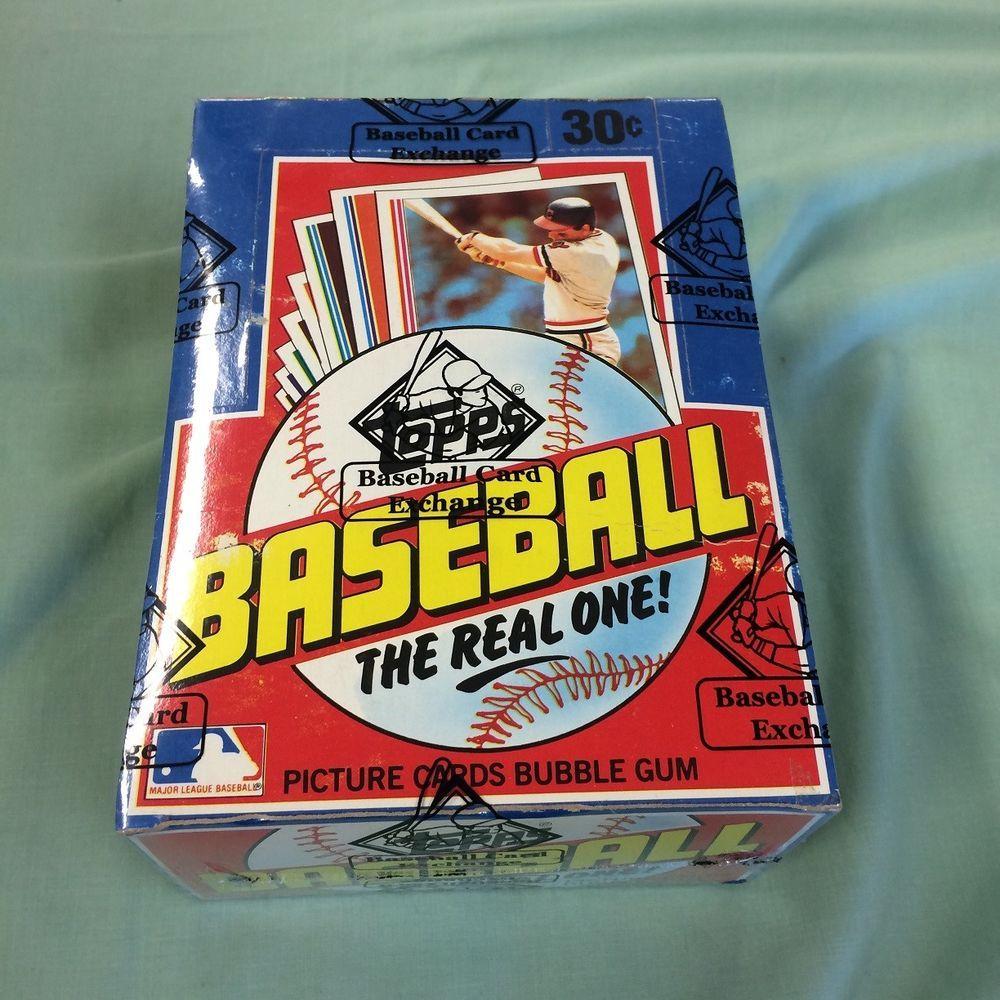 1990 score baseball cards wax box