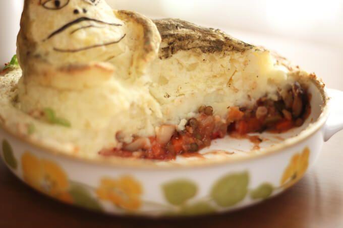 Jabba The Hutt Shepherds Pie Recipe Vegan Shepherds Pie