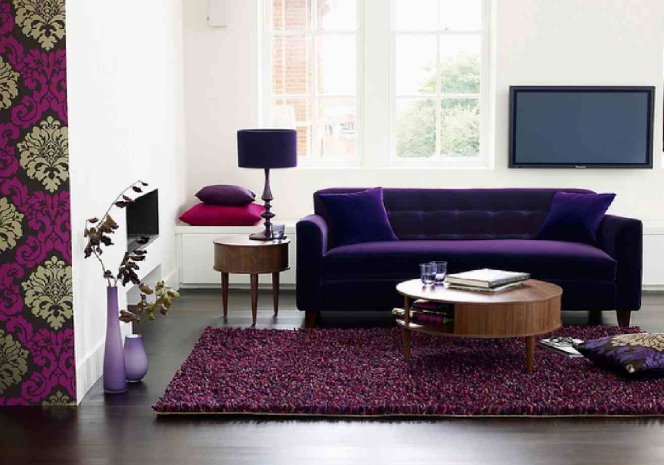 1000 images about a decorative living area on pinterest dark purple small living rooms and curtains