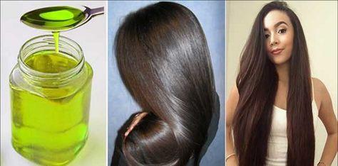 Un aceite que detendrá su CAÍDA DEL PELO y crecerán cabellos LARGOS Y GRUESOS en apenas 10 días. - Recetas naturales