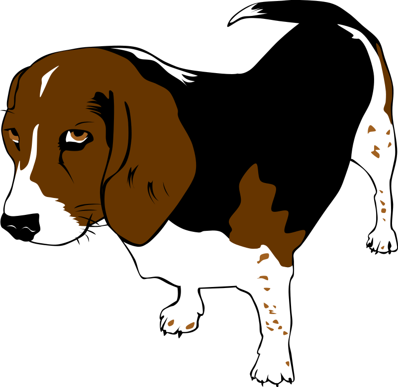 free clip art dog clipart best dog gone it pinterest clip rh pinterest com bagel clip art with quotes beagle clip art black and white