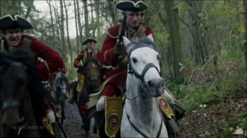 Vengeance Is Mine S2 E11 ~~They are pursued by the British army.