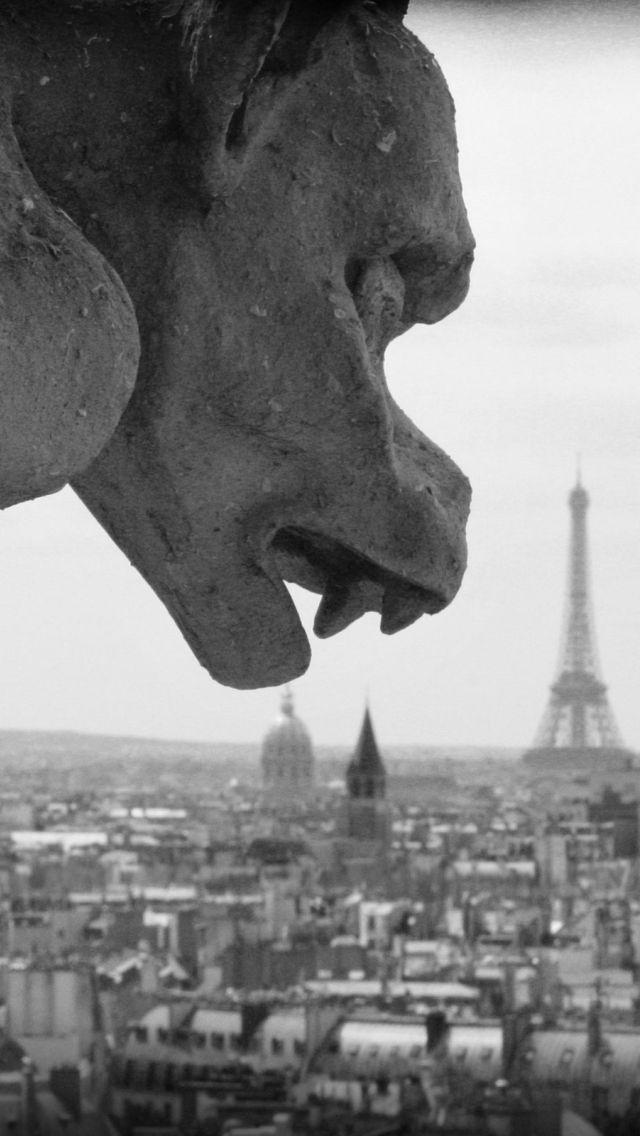 iPhone 5 Wallpaper Paris 05