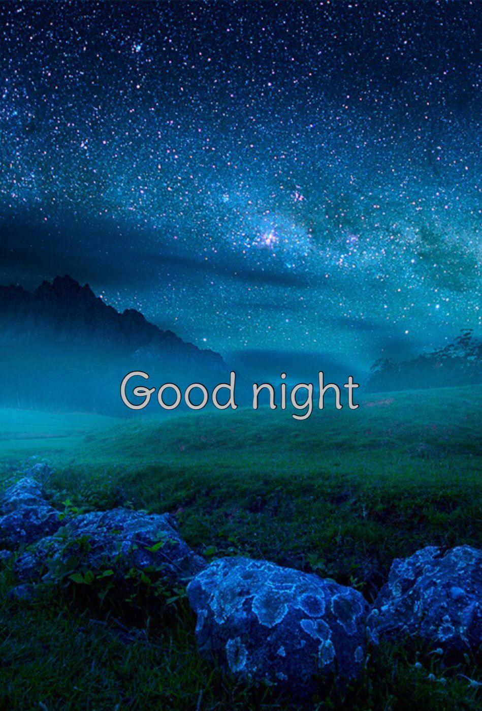 Good night good beautiful amazing nature night - Good night nature pic ...