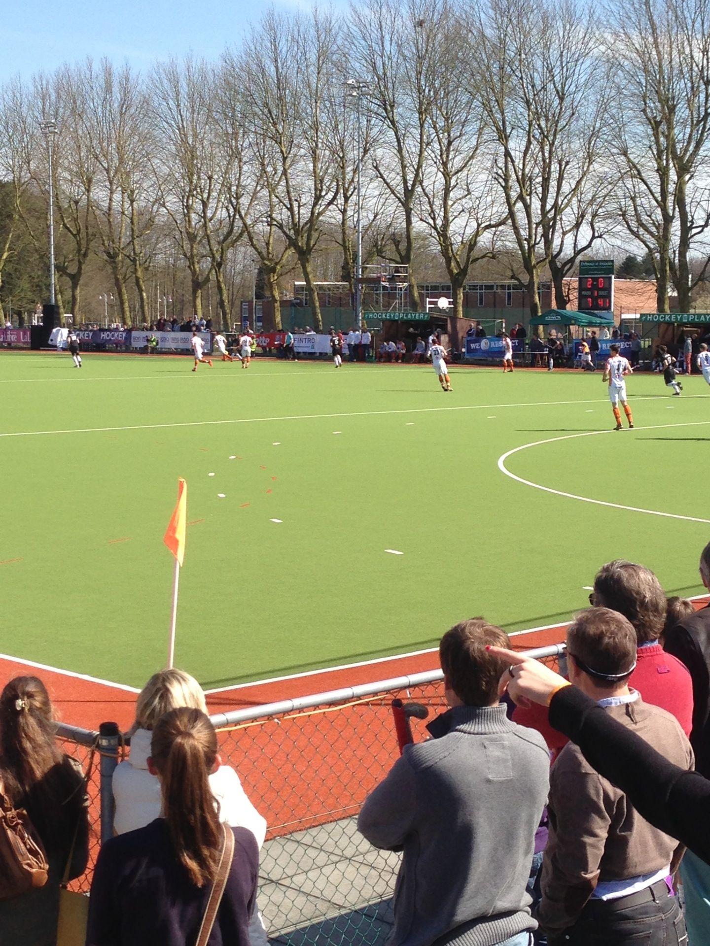 Waterloo Ducks Hockey Club (Wadu) à Waterloo, Brabant Wallon